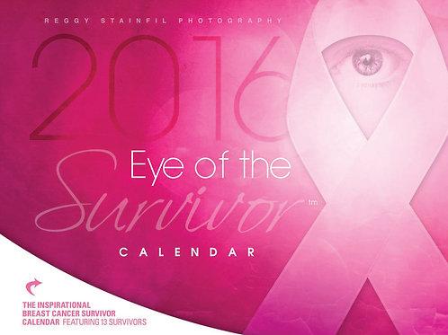 2016 Eye of the Survivor calendar