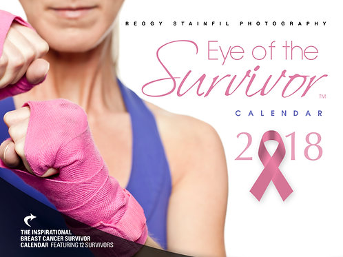 2018 Eye of the Survivor calendar