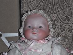 "12"" Bisque Doll- Armand Marseille"