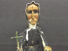Wooden Figurine- Jorge Sanchez