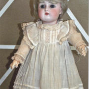 "12"" Bisque Doll- J D Kestner #152"