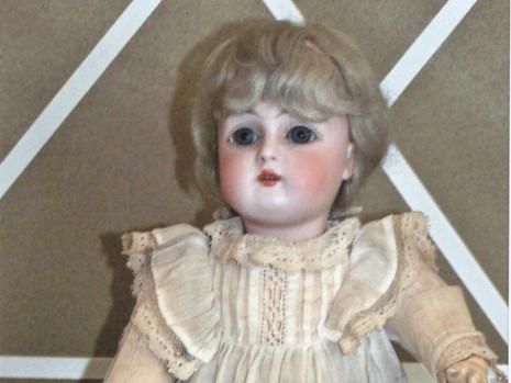 """12"""" Bisque Doll- J D Kestner #152"""