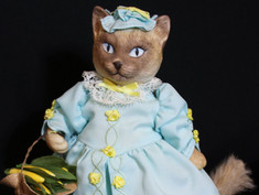 Julia from North Carolina, Made by Franklin Mint