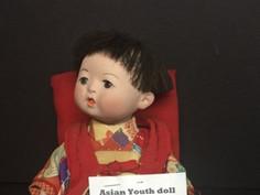 Japanese Ichimatsu Doll - Unknown Maker