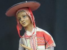 Peru- Huanc Region Danelicaoll- Unknown Maker