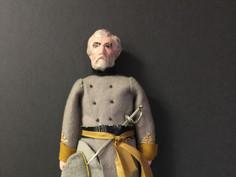 Robert E Lee-Kimport Doll Co.