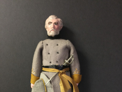 Robert E Lee-Kimport Doll