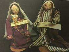 Iranian Dolls- Unknown Maker
