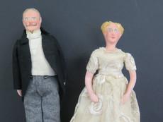 Wm H and Helen Taft
