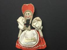 Czechoslovakian Doll- Maker Unknown