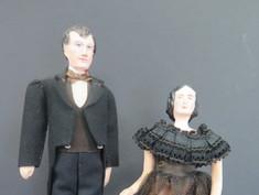 Franklin and Jane Pierce