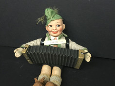 Hungarian Doll- Unknown Maker