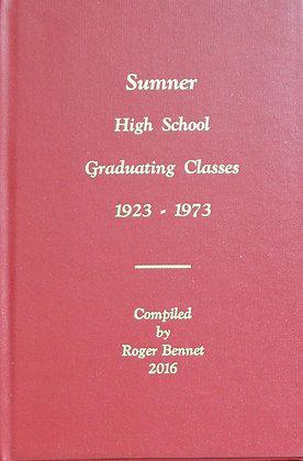 Sumner High School Graduating Classes 1923-1973