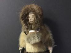 Eskimo Doll- Maker Unknown