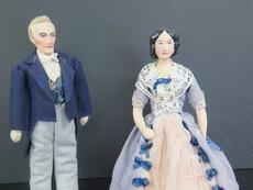 James K and Sarah Polk