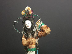 Chinese Costume Doll -Kimport Doll Company