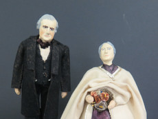 Andrew Johnson and Martha Patterson and  Johnson