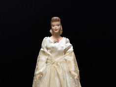 Peggy Doll- McCalls Mannequin Doll, Dressed by Dunseth and Groff