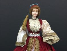 Amalia of the Greek Court - Kimport Doll Co.