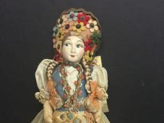 """""""Kriska"""" - Kimport Doll Co."""
