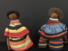 Seminole Dolls- Unknown Maker
