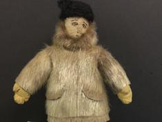 Canadian Eskimo Doll- Unknown Maker