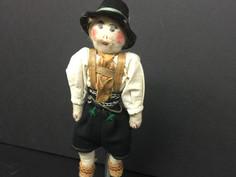 Czechoslovakian Doll- Unknown Maker