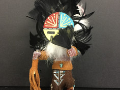 Sunface Kachina Doll- Unknown Maker