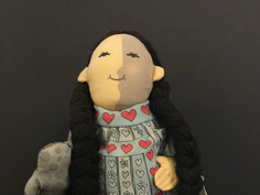 Character Doll- Unknown Maker