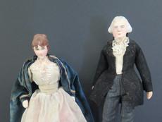 Thomas and Martha Jefferson