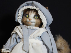 Isabel from Massachusetts, Made by Franklin Mint