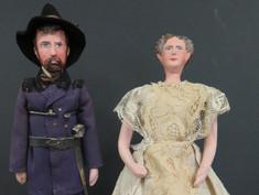 Ulysses S. and Julia Grant