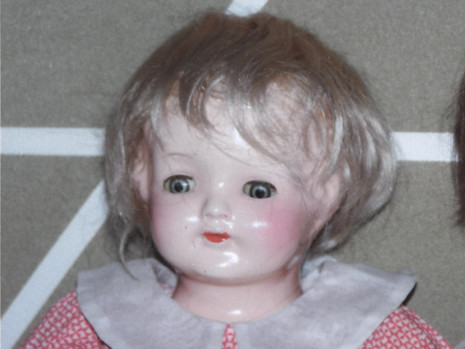 """14"""" Composition Doll- Effanbee Co"""