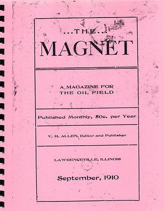 The Magnet, Bridgeport Oil Magazine 1910