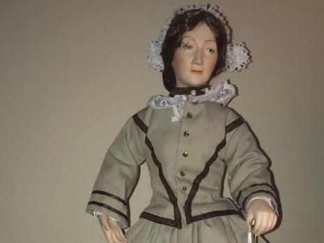 Florence Nightingale- U.S. Historical Society Doll
