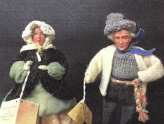 Irish Costume Dolls- Jay of Dublin