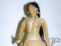 Kinnari Doll- Unknown Maker