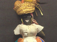 Jamaican Costume Doll- Unknown Maker