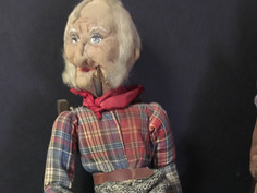 Italian Stockinette Doll- Maker Possibly Barnard Ravca