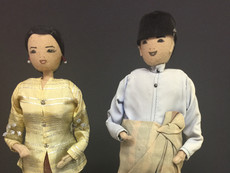 Malayan Dolls- Maker Unknown