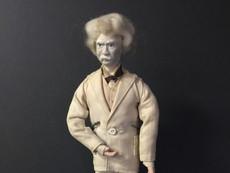 Mark Twain- Kimport Doll Co.