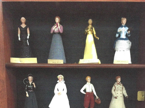 Collection of  American Women of the Art