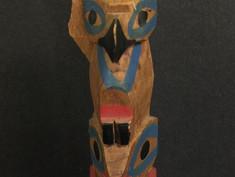 Totem Pole- Unknown Maker