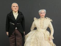 Wm and Ida McKinley
