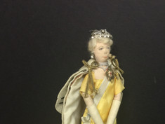 Queen Mary Doll- Liberty of London