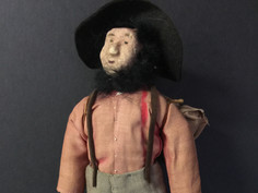 Mountain Man- Unknown Maker