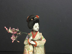 Japanese Costume Doll- Unknown Maker