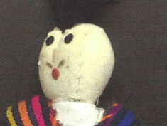 Marias Mexican Doll- Unknown Maker