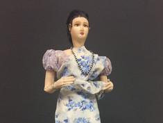 Sinhalese Doll- Unknown Maker