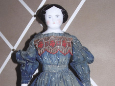 China  Head Doll- Unknown Maker